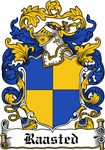 Raasted Coat of Arms, Family Crest