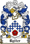 Rytter Coat of Arms, Family Crest