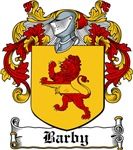 Barby Coat of Arms, Family Crest