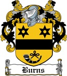 Burns Coat of Arms, Family Crest