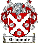 Delapoole Coat of Arms, Family Crest
