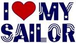 I love (heart) my Sailor