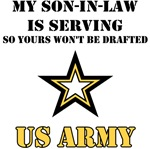 US Army - My Son-in-law is serving