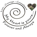 Love Courage Commitment