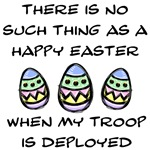 There is no such thing as a happy easter