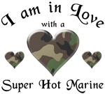 I am in Love with a Super Hot Marine