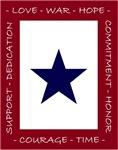 Military Service Flag