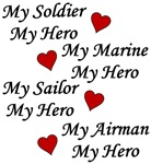 My - Soldier Sailor Airman Marine Coastie Veteran
