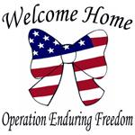 Welcome Home OEF Bow