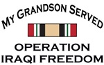 My Grandson Served - OIF
