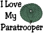 I Love My Paratrooper