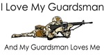 I love my Guardsman