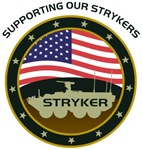STRYKER Family Support Items