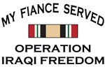My Fiance Served - OIF