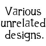 unrelated designs