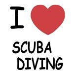I heart scuba diving