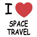 I heart space travel