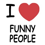 I heart funny people