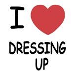 I heart dressing up