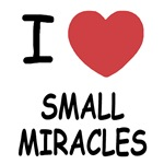 I heart small miracles