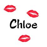 kiss chloe