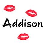 kiss addison