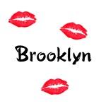 Brooklyn kisses