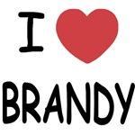 I heart brandy