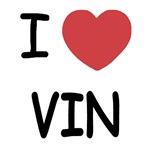 I heart vin