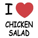 I heart chicken salad