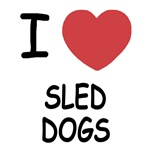 I heart sled dogs