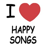 I heart happy songs