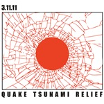 Japan Quake Relief Shattered Flag
