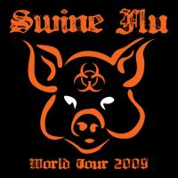 Swine Flu World Tour 2009 (sketched)