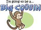 Big Cousin to be - Monkey