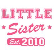 Little Sister - Team 2010