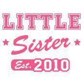 Little Sister - Team 2010