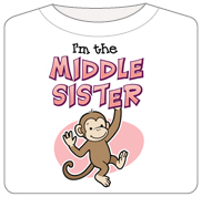 Middle Sister - Monkey