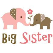 Big Sister - Elephant