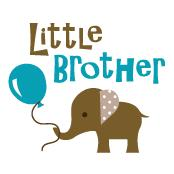 Little Brother - Elephant