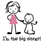 Big Sister - Stick Characters
