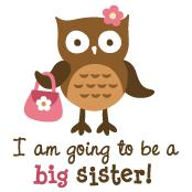 Big Sister to be - Mod Owl