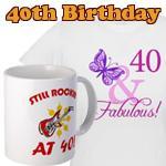 40th Birthday Gag Gifts