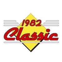 Classic 1982 Sign