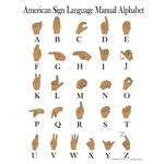 ASL Alphabet Products