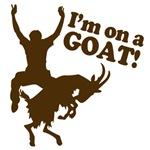 I'm on a Goat!