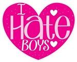 I hate boys