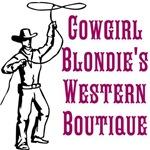 Cowgirl Blondie's Western Boutique