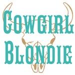 Cowgirl Blondie Longhorn
