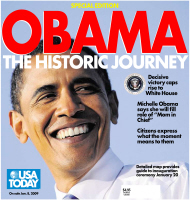 Jan. 8, 2009 - Obama: The Historic Journey (Pre)